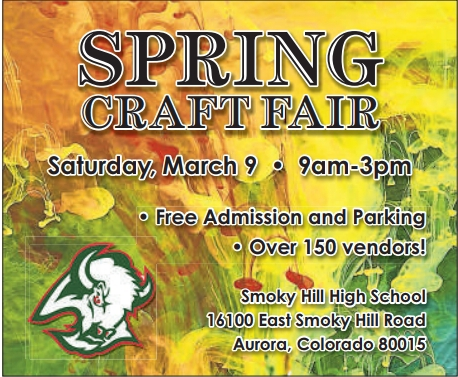 2019 SHHS Spring Craft Fair