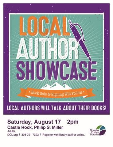 Local Authors Showcase